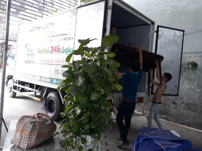 xe tải dọn nhà
