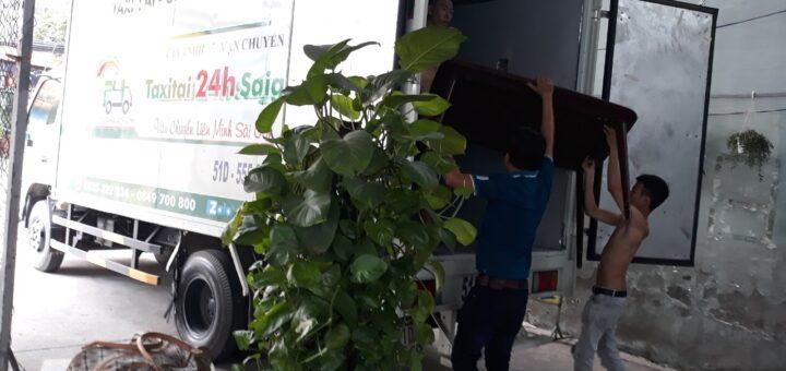 Xe tải dọn nhà trọn gói 24h hcm
