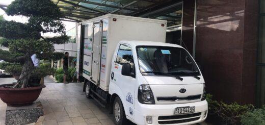 Cho thuê xe tải dọn nhà