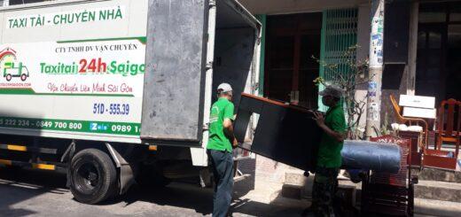 Vận chuyển nhà, dọn nhà chuyên nghiệp