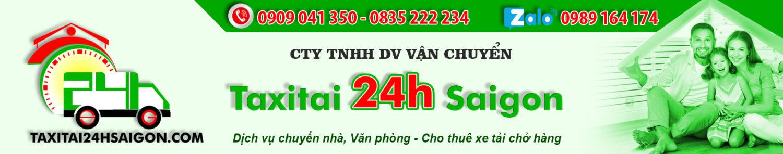 Taxi Tải 24H Sài Gòn®