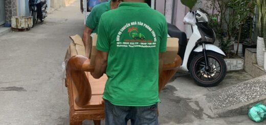 Dịch vụ dọn nhà trọn gói tphcm