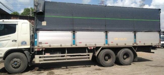 Cho thuê xe tải chở hàng 15 tấn