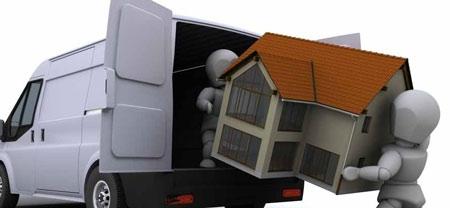 Chuyển nhà giá rẻ xe tải chở hàng